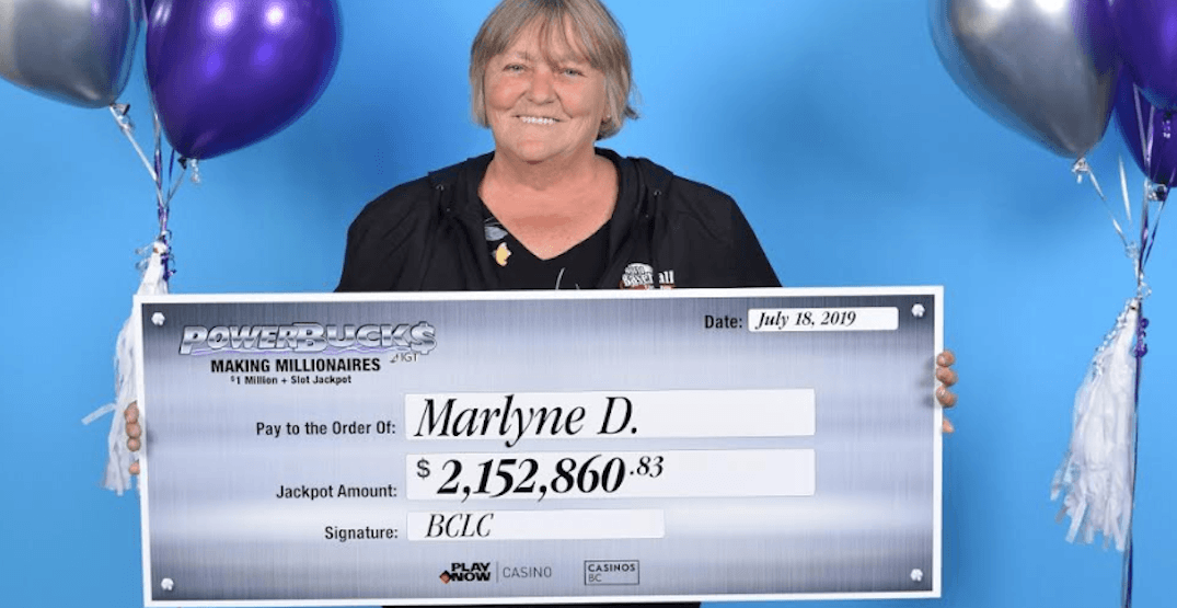 New BC millionaire couldn't 'eat or sleep for 2 days' after $2.1M lotto win