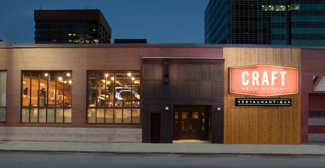 Calgary's local watering hole CRAFT Beer Market closing for renovations