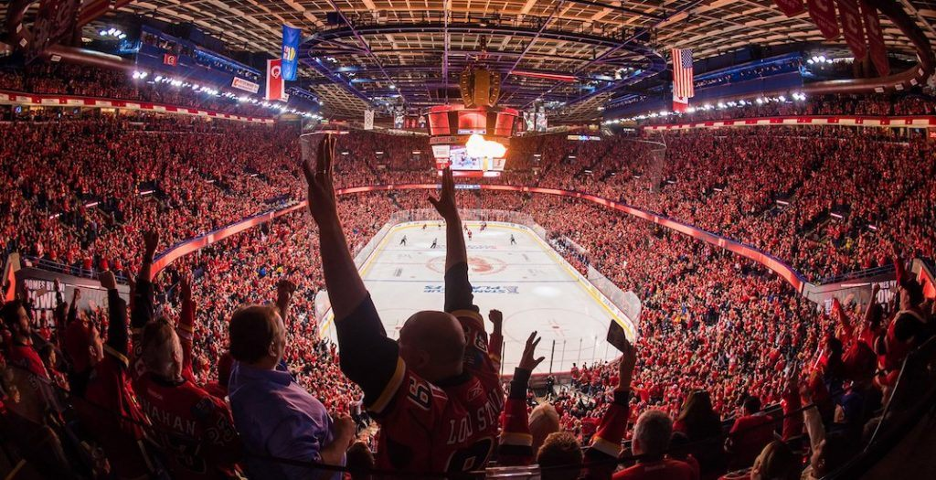 flames new arena