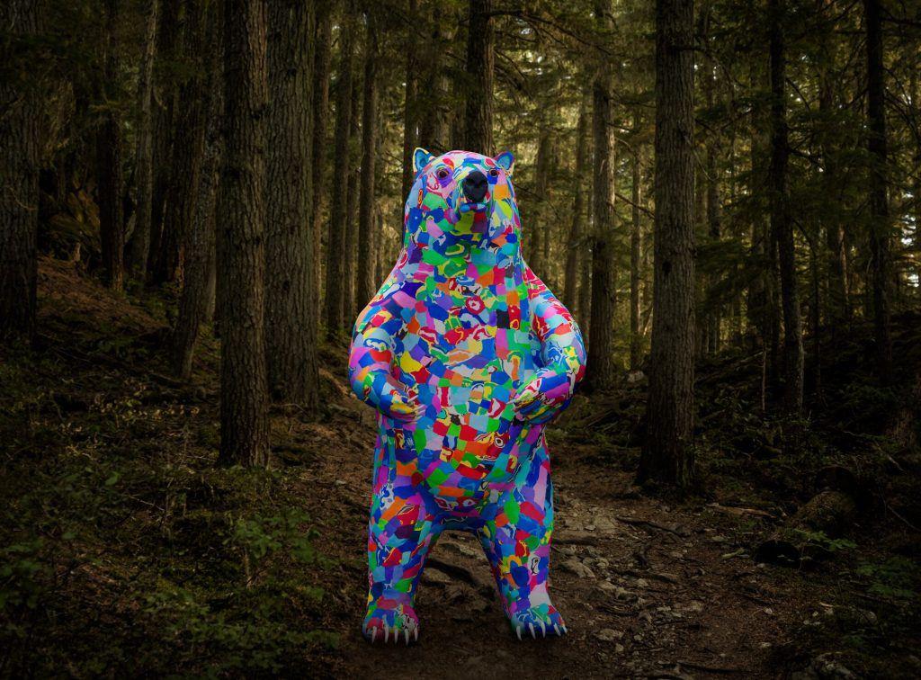 Bear (Waste to Wonder)
