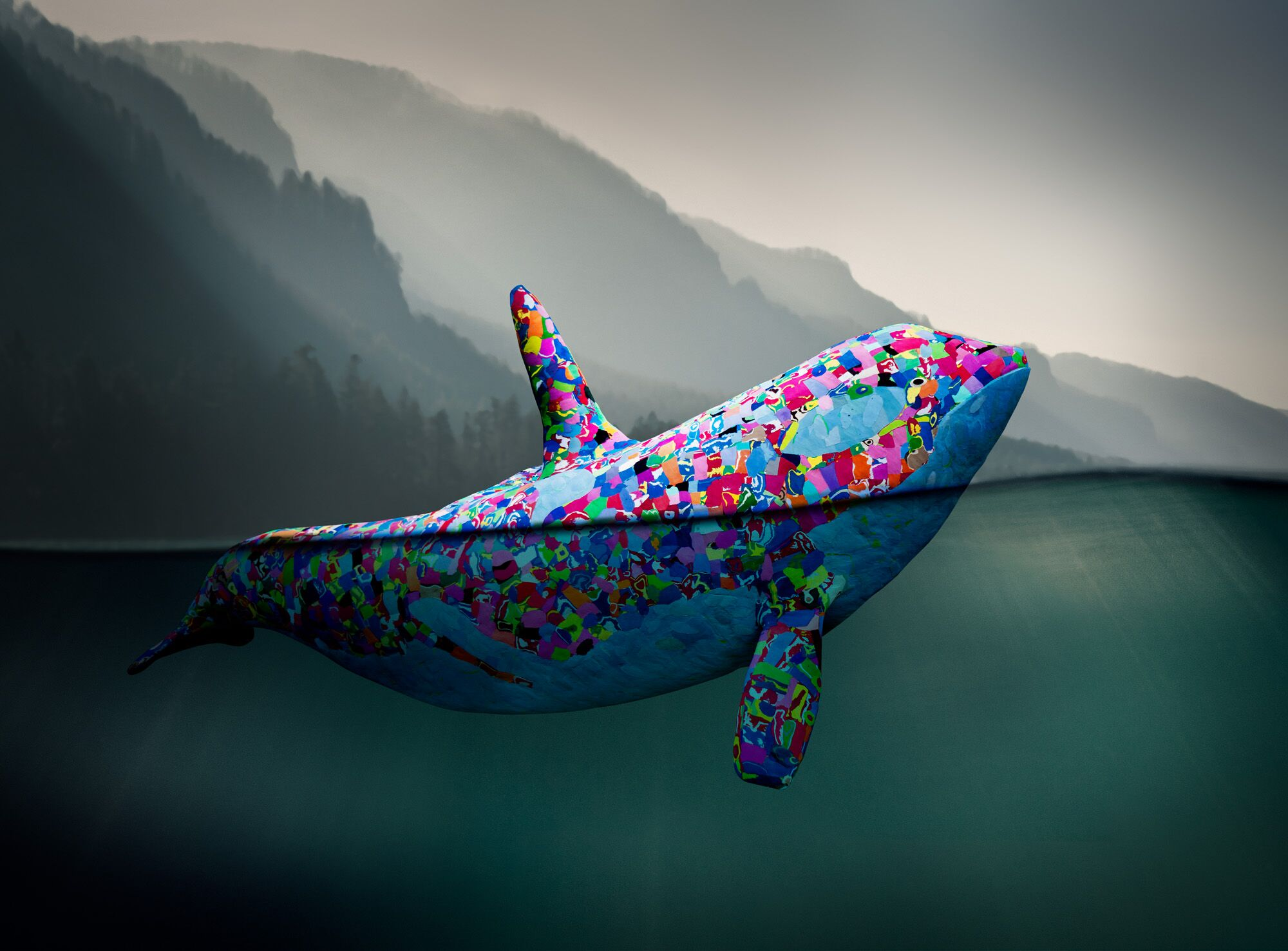 Orca (Waste to Wonder)