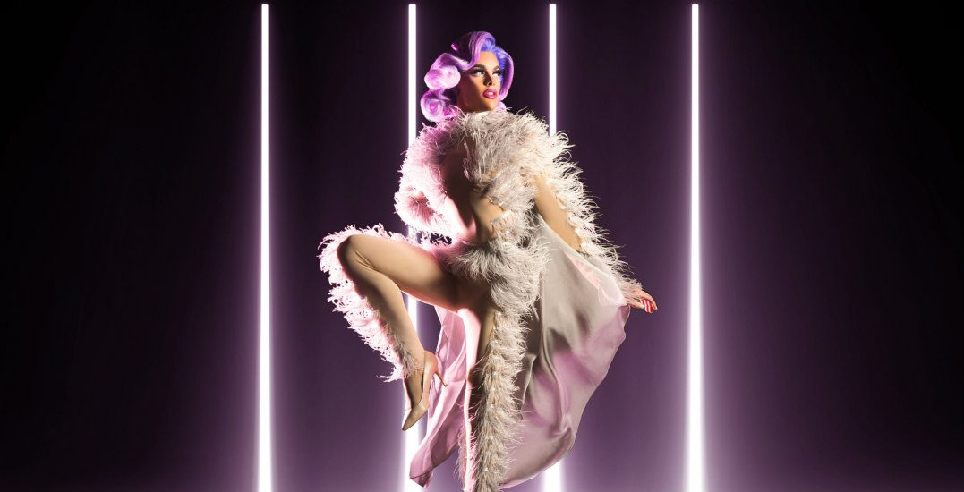 Vancouver to Vogue: Emerging designer talks custom drag and high fashion