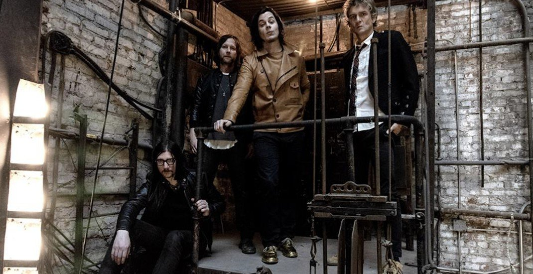 The Raconteurs are playing a free show in Vancouver this weekend