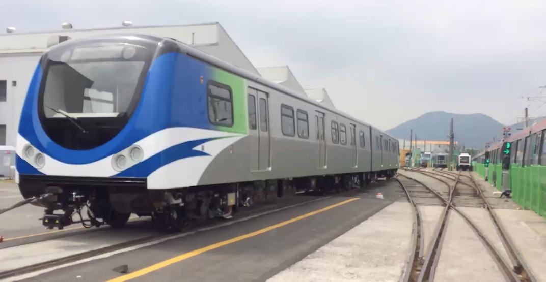 Canada Line TransLink SkyTrain