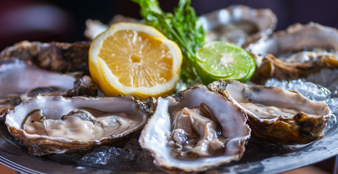 Oysters recalled due to marine biotoxin capable of causing paralysis: CFIA