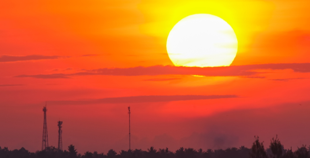 Multiple regions east of Calgary have fallen under a Heat Warning