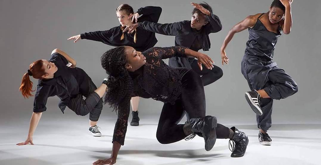 A captivating 5-day dance festival is landing in Toronto on August 14