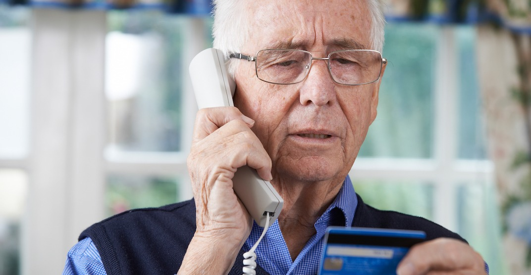 Calgary Police warning people to be wary of bank fraud scammers