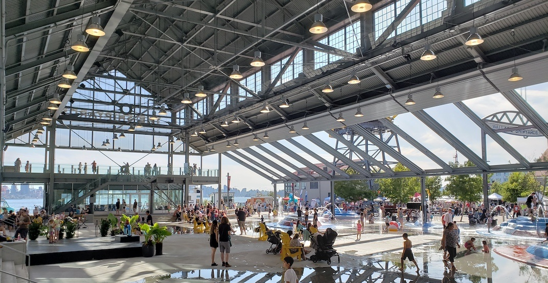 The Shipyards opens as a landmark regional attraction on the