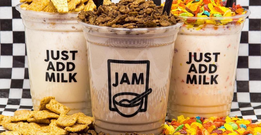 Here's where you can get cereal milkshakes in Toronto this week