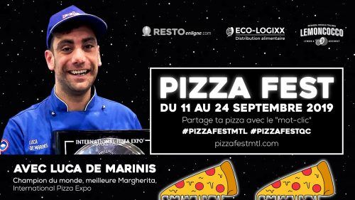 pizza Montreal