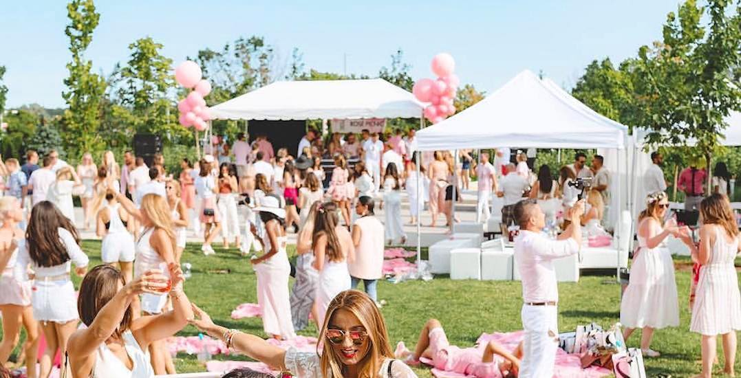 A pretty in pink Rosé Picnic is landing in Toronto on July 27