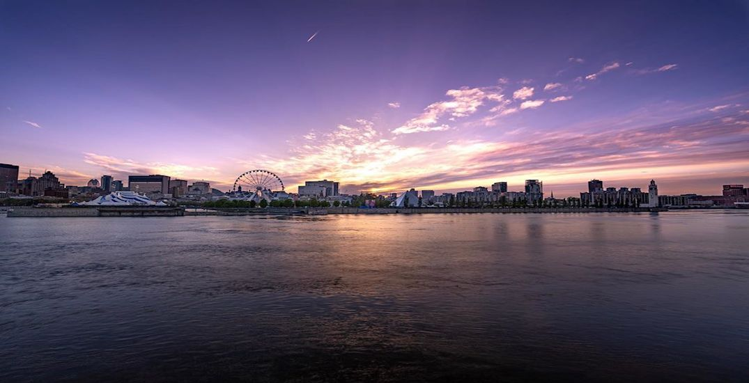 16 shots of last night's epic sunset in Montreal (PHOTOS)