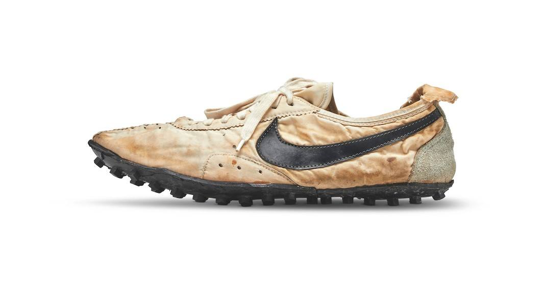 A Canadian man just bought the most expensive Nike sneakers in existence