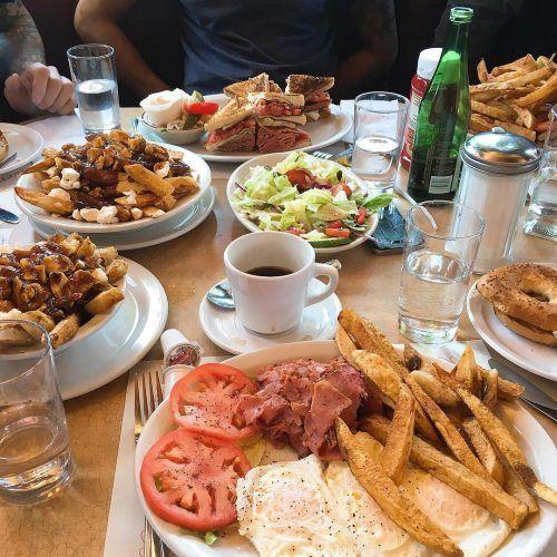Montreal hangover