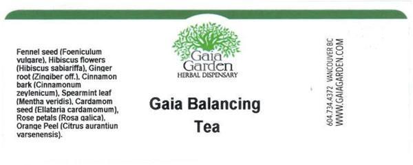 Gaia Tea Recall
