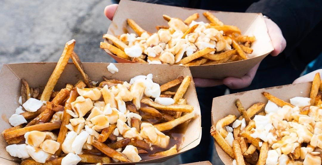 This week-long poutine festival takes over Old Montreal this August