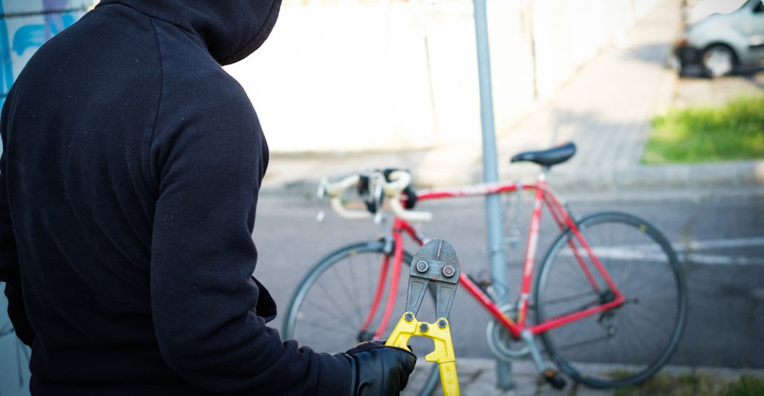Vancouver has the highest bike thefts per capita of major Canadian cities