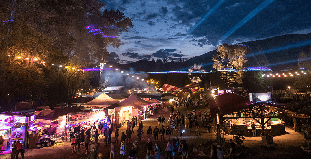 Shambhala Music Festival offers unique mix of Mother Nature and music