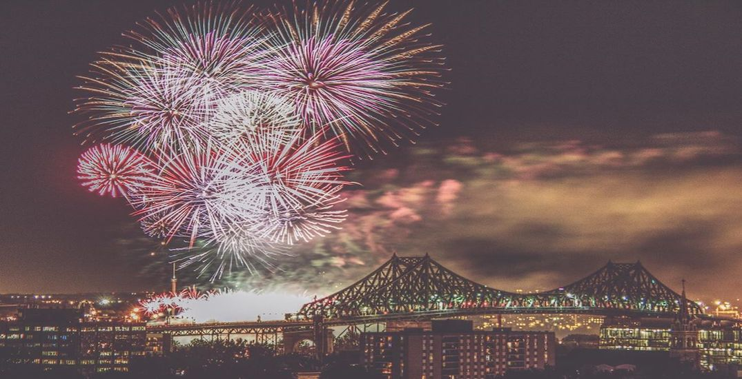 There's only one show left in Old Montreal's firework competition (PHOTOS)