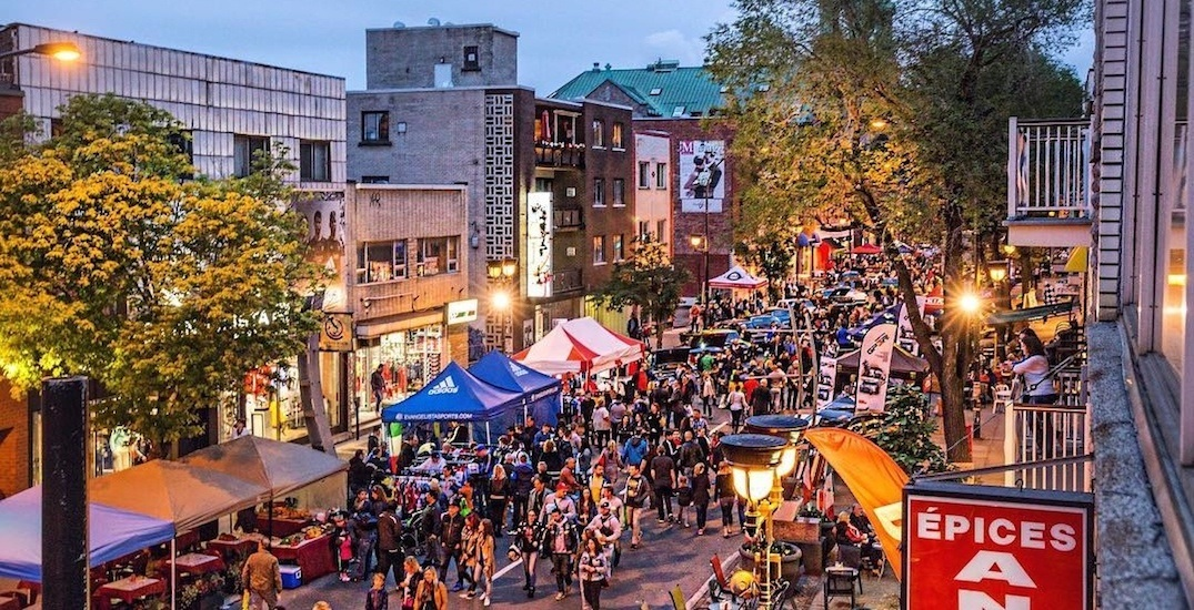 A week-long Italian festival is taking place throughout Montreal in August