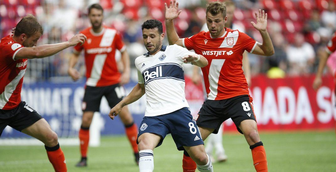 Whitecaps upset by Calgary's Cavalry FC in Canadian Championship