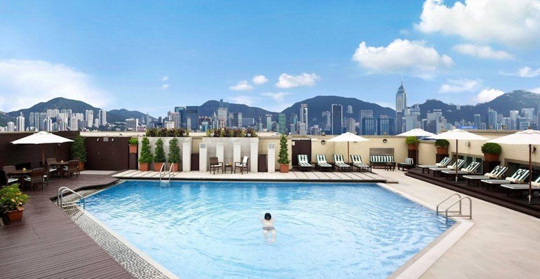 20 of the best hotels in Hong Kong
