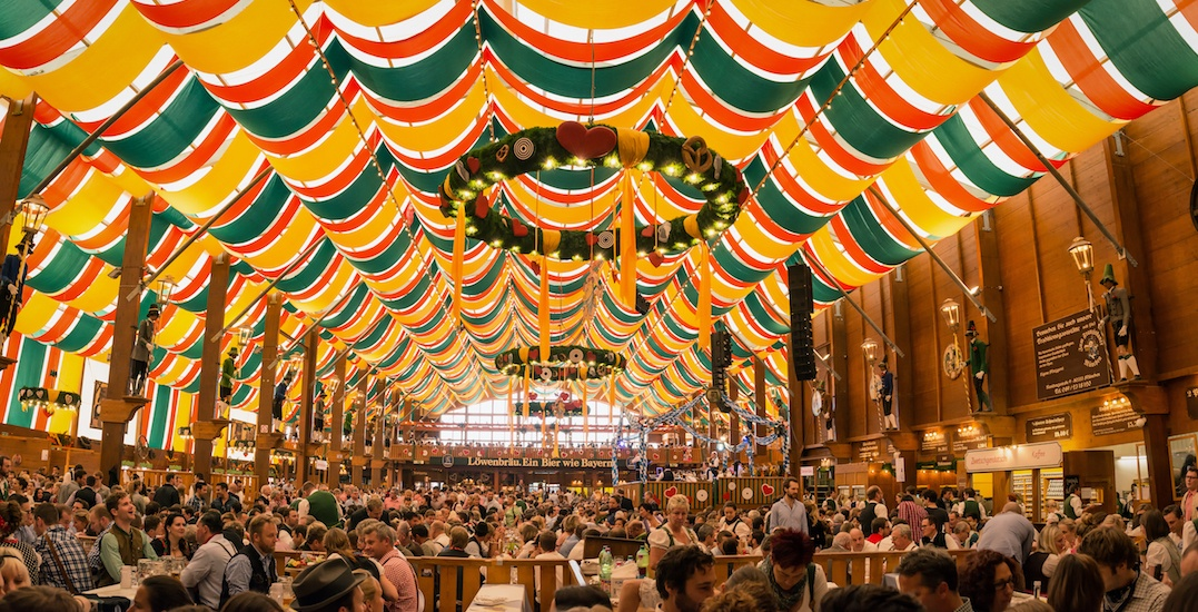 A huge Oktoberfest celebration is coming to the CNE tomorrow