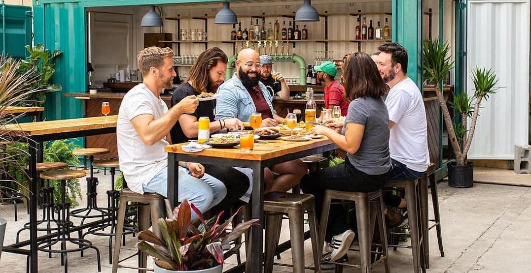 Mascot Brewery's new King West beer garden opens July 26
