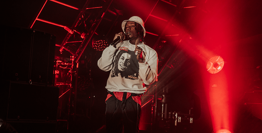 Joey Badass and Flatbush Zombies bring Beast Coast to Vancouver (PHOTOS)