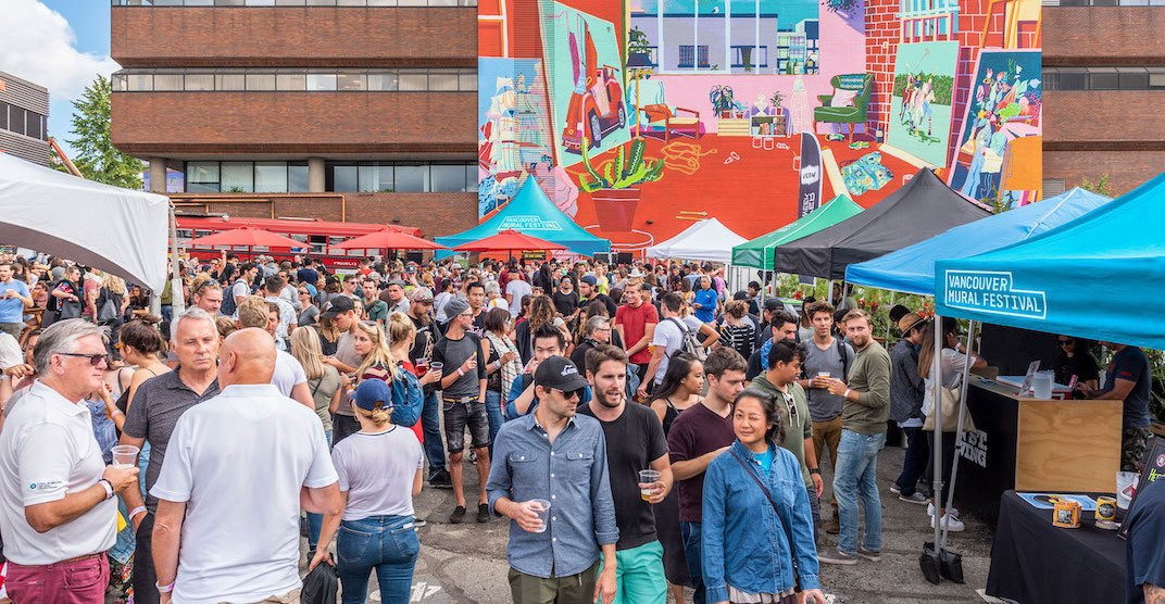 115 FREE things to do in Vancouver this August