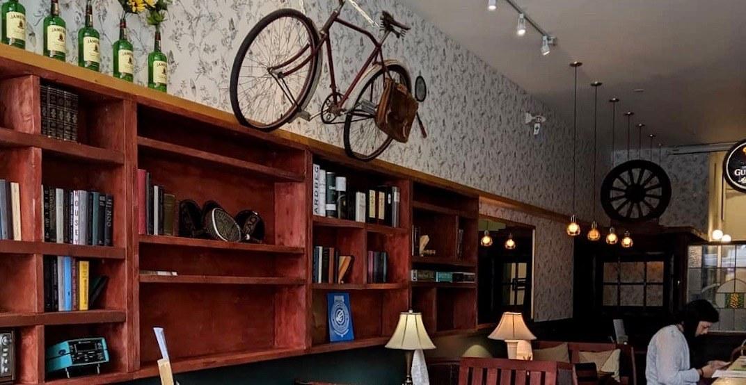 New Irish joint 'GPO Bar + Kitchen' is open on the Granville Strip