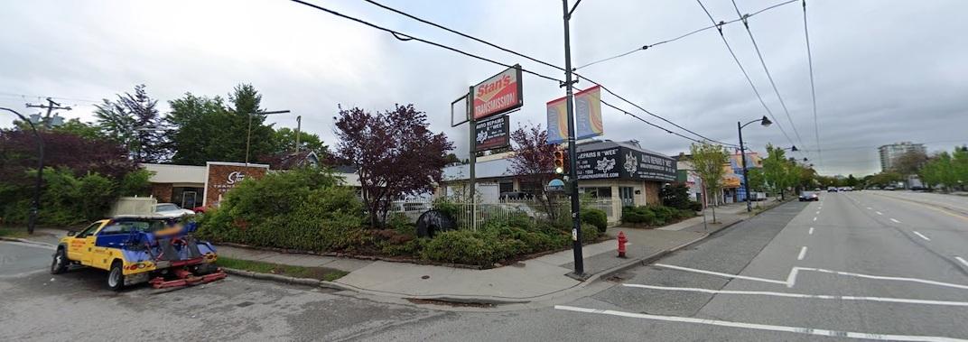 111-123 Kingsway, Vancouver