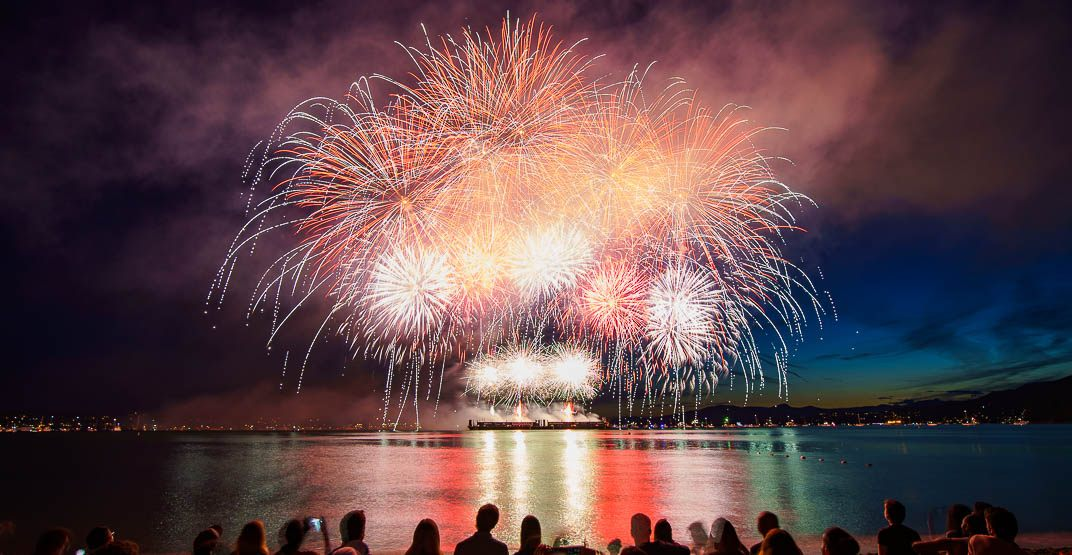 The 2020 Honda Celebration of Light has been cancelled