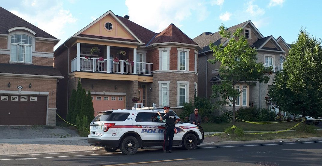 20-year-old in police custody after 4 found dead in Markham home