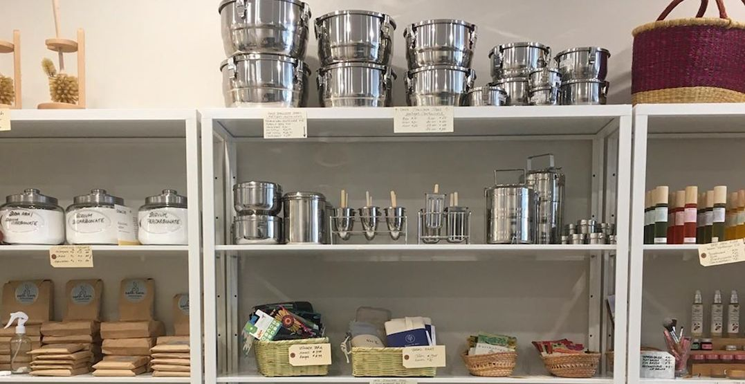 New zero-waste store officially opening in Toronto on August 15