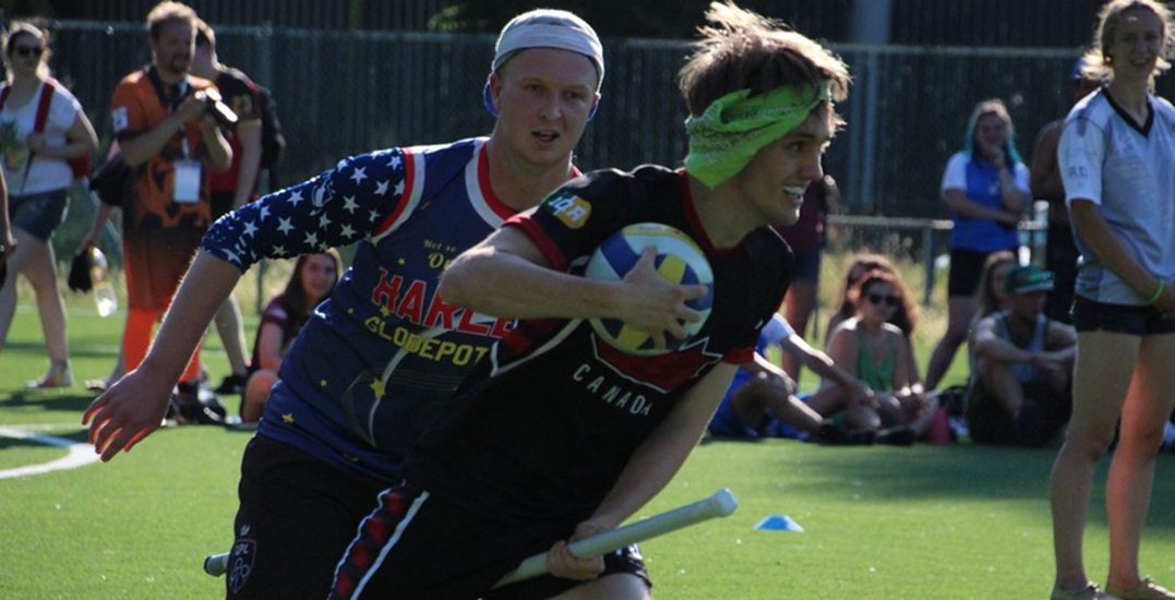 A real-life Quidditch tournament is being held in Vancouver this August