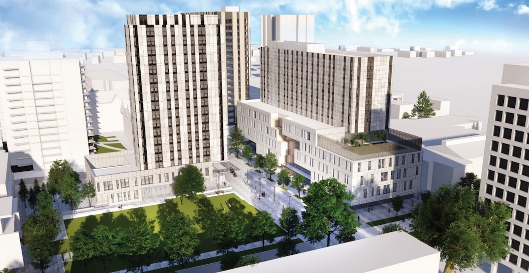 UBC adds 600 new student beds to building proposal