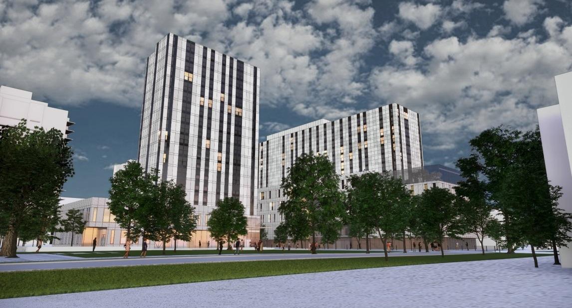 UBC Brock Commons Phase II
