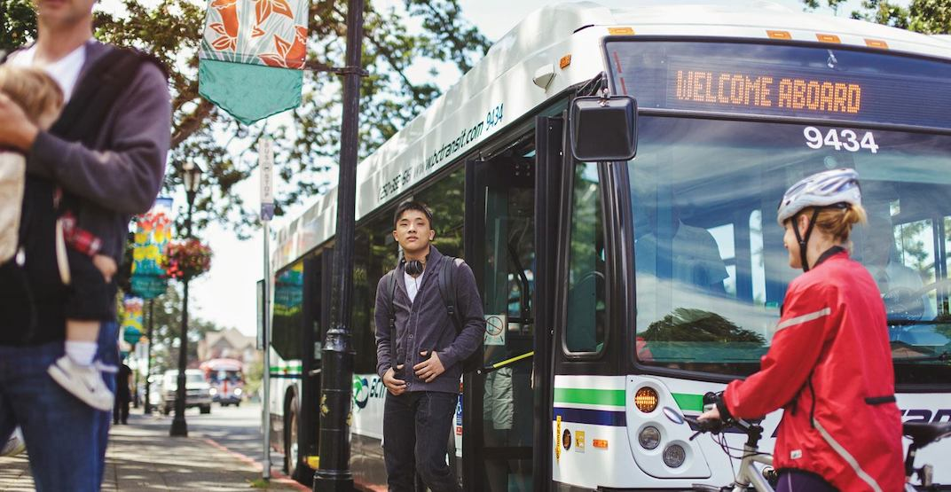 BC Transit announces plan to convert to fully electric-battery bus fleet