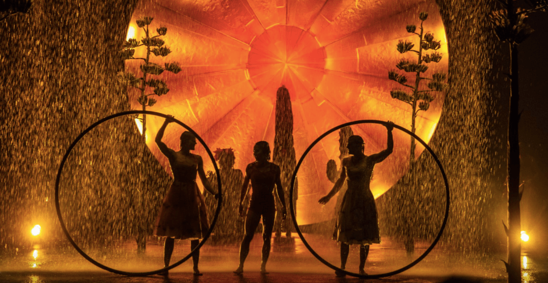 Cirque du Soleil's LUZIA will be in town this August to dazzle Calgary
