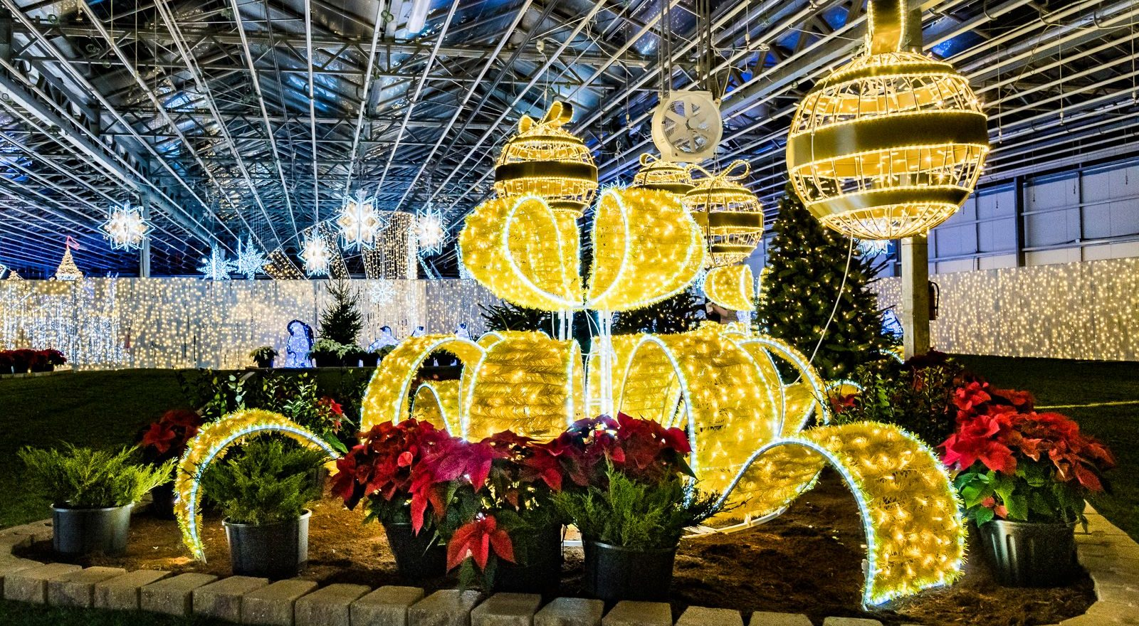 Christmas In Vancouver 2019 The world's largest indoor Christmas festival is coming to