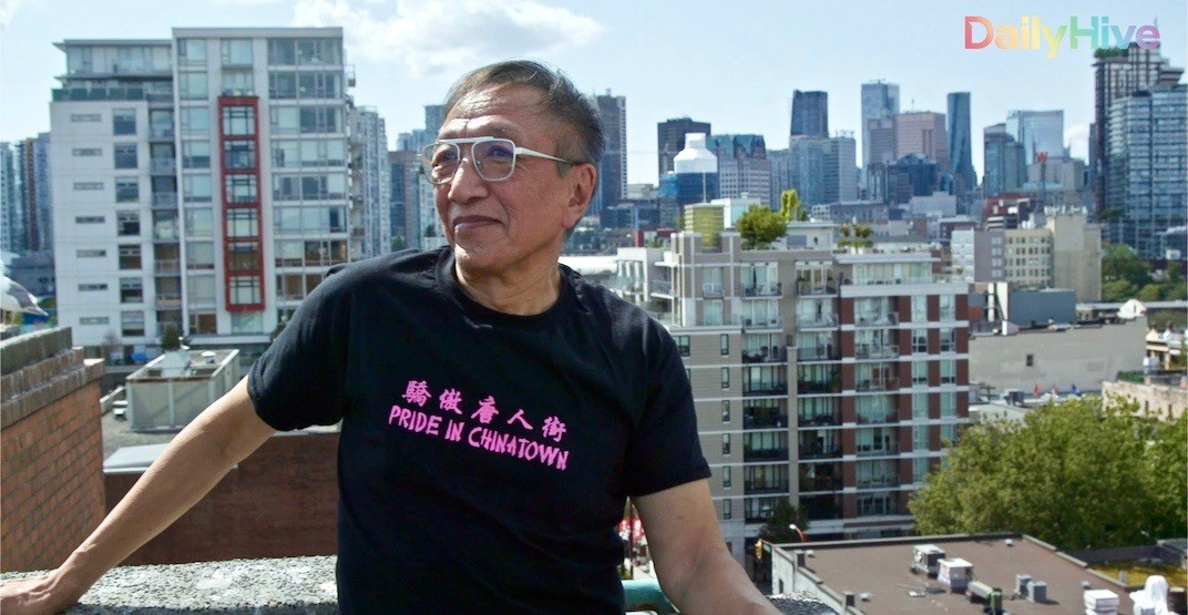 Award-winning local artist Paul Wong celebrates inclusivity with Pride in Chinatown (VIDEO)