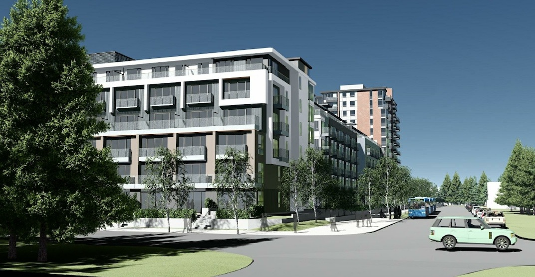 Over 500 homes including rentals proposed for Maplewood in North Vancouver