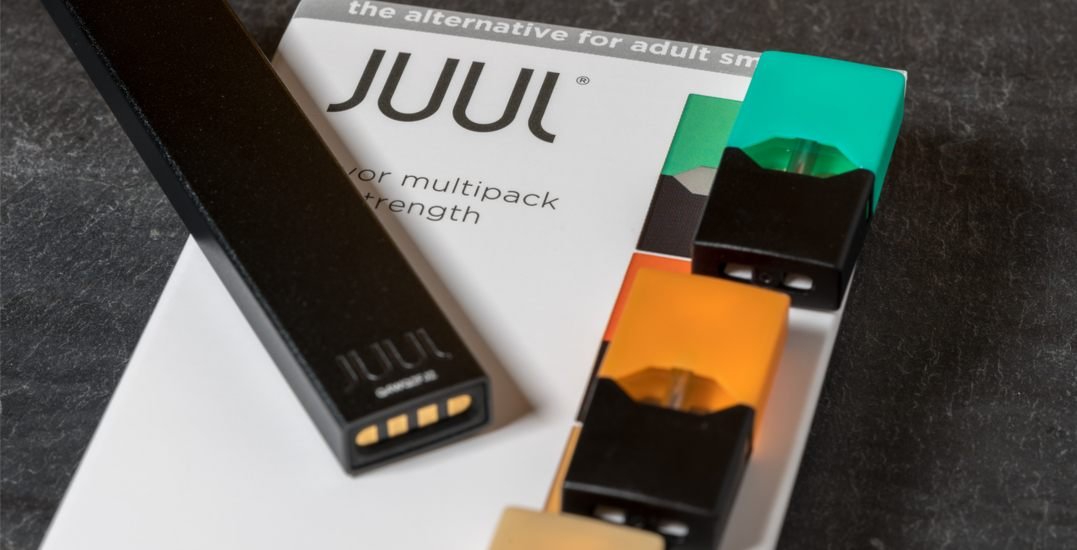 Class action lawsuit filed against e-cigarette giant Juul