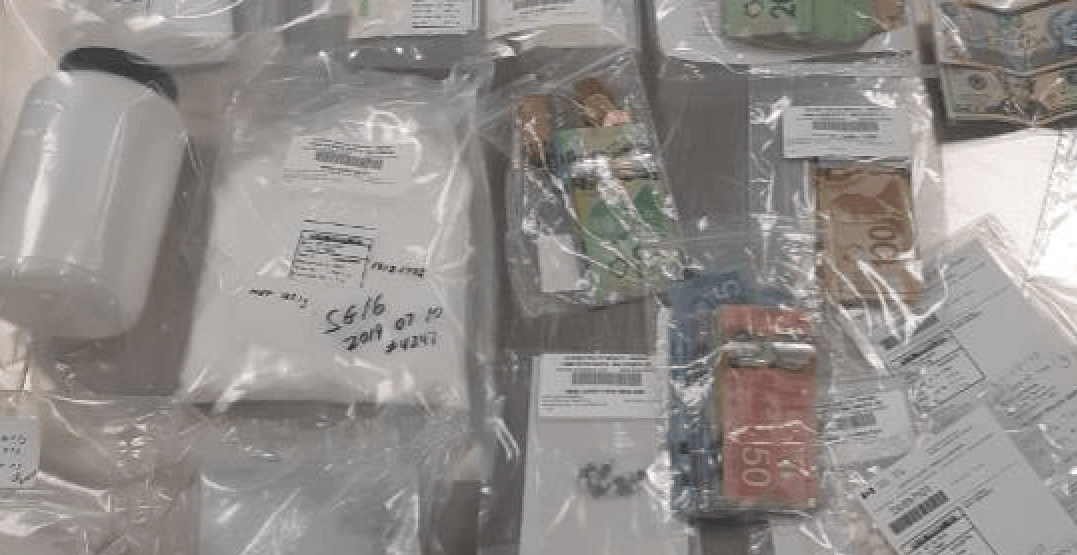 4 people charged after nearly $200,000 worth of drugs seized: police