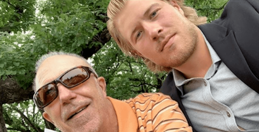 boeser dad canucks