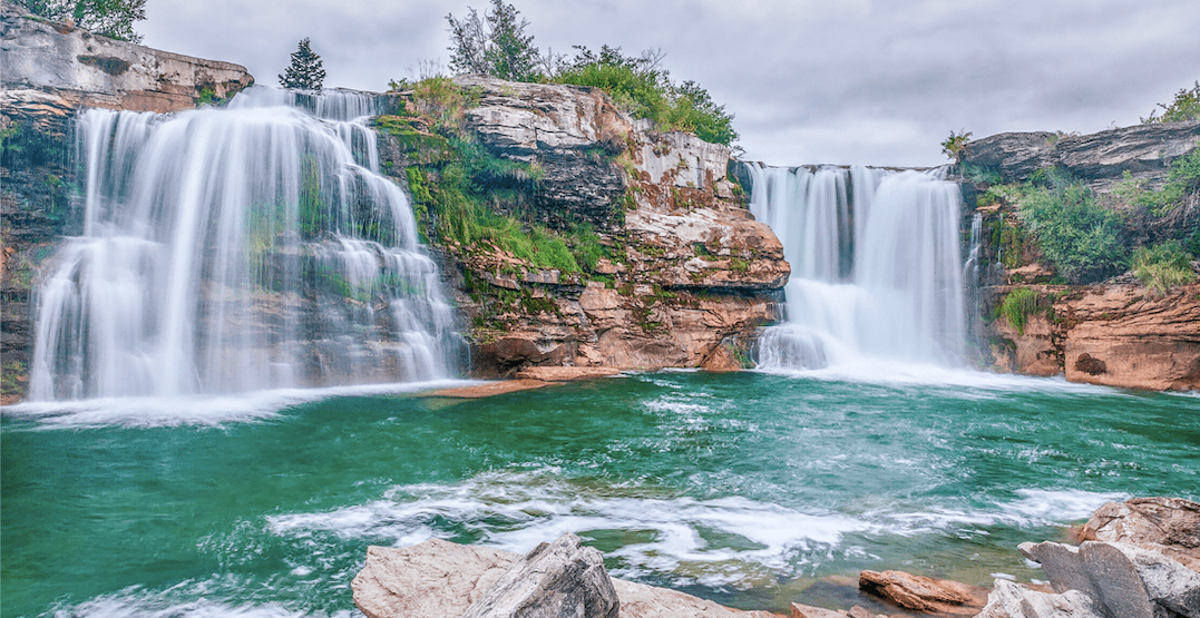 Awesome Alberta: Fall in love with Lundbreck Falls (PHOTOS)