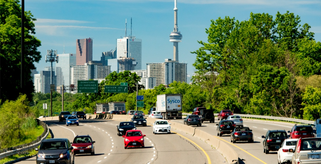 These are Ontario's worst (and best) cities for driving