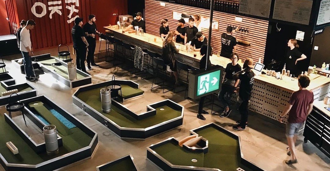 A new spot for tacos and mini putt is opening in Calgary tomorrow (PHOTOS)